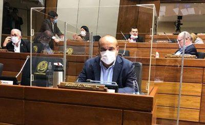 """Bachi pide retirarse """"a pedido de Obras Públicas"""""""