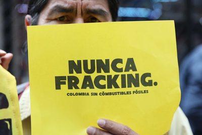 Validan una propuesta de ExxonMobil para un proyecto piloto de fracking en Colombia