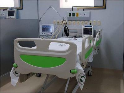 Hospital Integrado de Ayolas recibe equipos para UTI