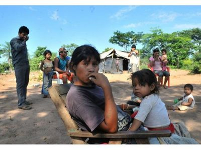 Falta de agua dificulta lavado de manos en comunidades  indígenas