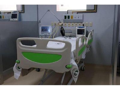 Hospital Integrado de Ayolas recibe nuevos equipos para UTI