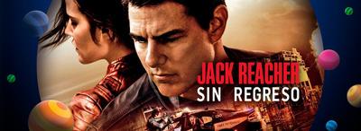 Jack Reacher: Sin Regreso