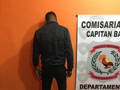 Policía detiene a presunto homicida en Capitán Bado