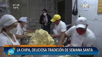La chipa, deliciosa tradición de semana santa