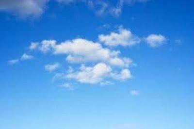Meteorología anuncia gradual aumento de temperaturas
