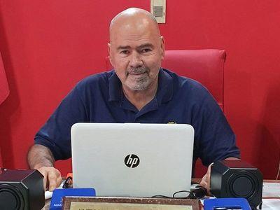 Fallece concejal de Asunción, Antonio Gaona