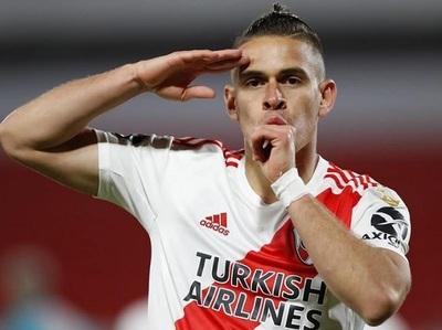 Gremio desiste de contratar a Santos Borré