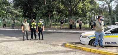 Municipalidad de Asunción también controla protocolos en buses
