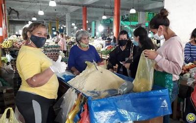 En el Mercado de Luque ofertan ingredientes para la chipa; carnes y pescados •