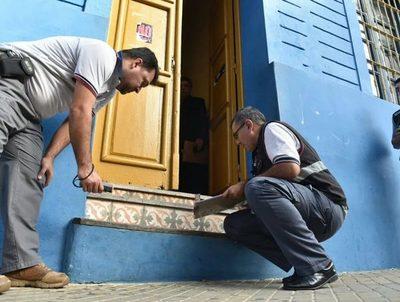 Padre de Rodrigo Quintana cuenta que Horacio Cartes quiso comunicarse con él · Radio Monumental 1080 AM