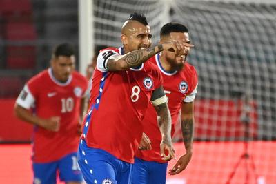 Conmebol publica su ranking de goles de las Eliminatorias