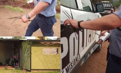 Koa ya hetama: asaltan a un policía en plena calle y se llevan un dineral
