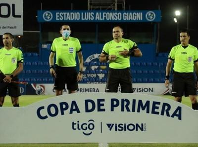 Los árbitros designados para la décima fecha