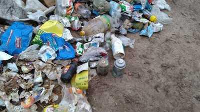 Municipalidad de Filadelfia aplicó multa ejemplar por tirar basura en la calle