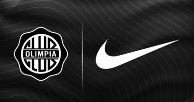 Olimpia presenta la nueva marca deportiva que usará desde el 2022