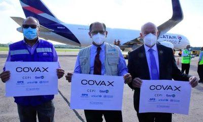 Solicitan informes a director de la OMS sobre envío de vacunas a través de COVAX – Diario TNPRESS
