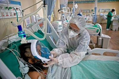 Brasil vivió en marzo el peor mes de la pandemia y teme un abril peor