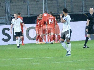 Alemania pierde en casa ante Macedonia del Norte