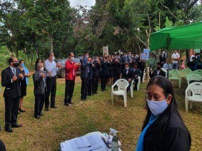 Nativos concluyen su carrera universitaria en Amambay
