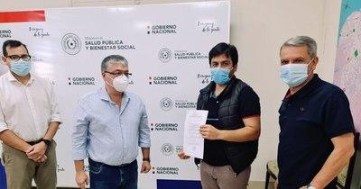 La Nación / Salud designa a nuevo director sanitario de Itapúa