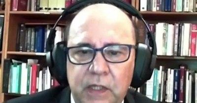 La Nación / Caso Bonifacio Ríos Ávalos: procurador sostiene que exministro no podrá volver a su cargo