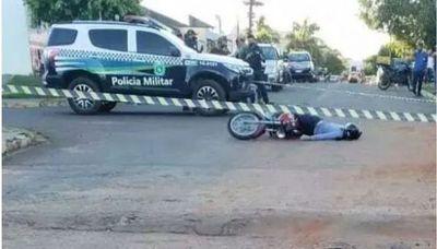 Mecánico con antecedentes por narcotráfico asesinado a balazos en la frontera