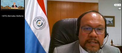 Paraguay reclamó ante OMC inequidad en acceso a vacunas anti Covid-19