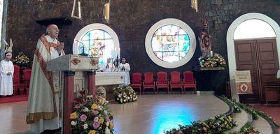 Participación en celebraciones de días santos con agendamiento en la Catedral San Blas
