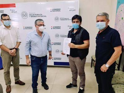 Asume nuevo director de la  Séptima Región Sanitaria