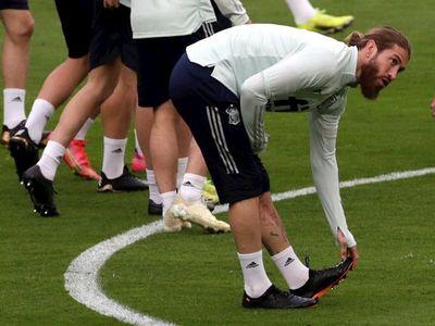 Sergio Ramos podría perderse partidos ante Liverpool y Barça