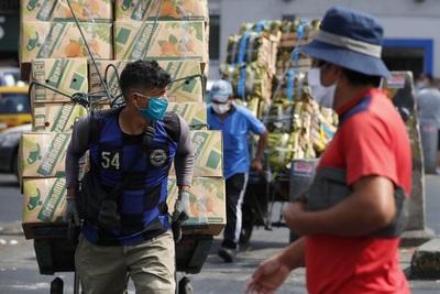 Perú cerró el primer trimestre de 2021 con una inflación del 1,56 %