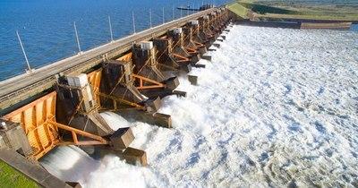 La Nación / Yacyretá suministró en marzo 180.459 MWh a la Ande