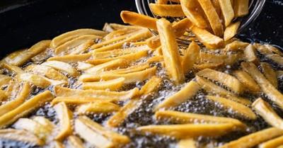 Todo depende del tipo de aceite: polémico estudio revela efectos saludables de la comida frita