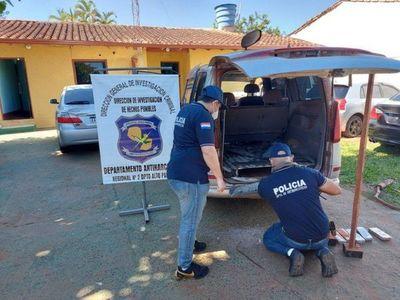 Hermanos caen con 51 kilos de presunta marihuana – Prensa 5