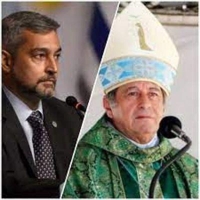 """Monseñor Valenzuela sobre Marito: """"Él se encerró mucho y dejó que se acumulen los problemas"""""""