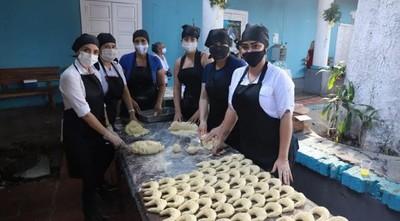 Privados de libertad donaron 4.100 chipas a familiares de internados