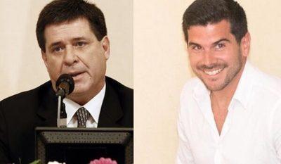 """Carlitos Viveros habla de """"porro"""" en casa de HC"""
