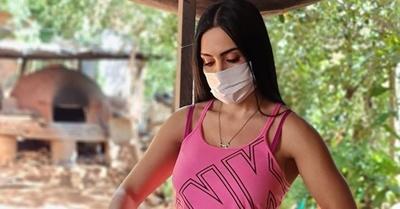 Rossana Barrios exhorta a la ciudadanía cumplir con las restricciones sanitarias
