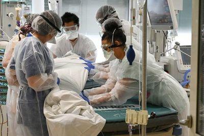 Pandemia de covid-19 continúa su aceleración esta semana