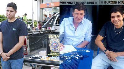 Insólito: Efraín Alegre culpa a Marito de que su candidato a concejal sea narco