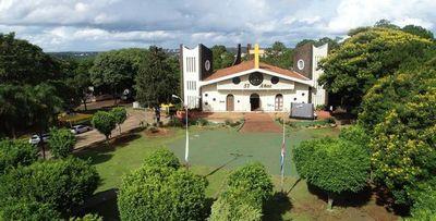 Ladrón intentó robar en catedral de Ciudad del Este y fue detenido por sacerdote