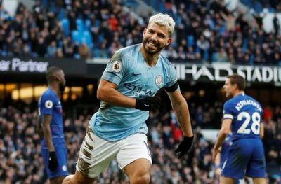 El Manchester City no ficharía a un reemplazante para Sergio Agüero