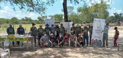 WCS Paraguay fortalece prácticas de ganadería sostenible de pequeños productores de Alto Paraguay