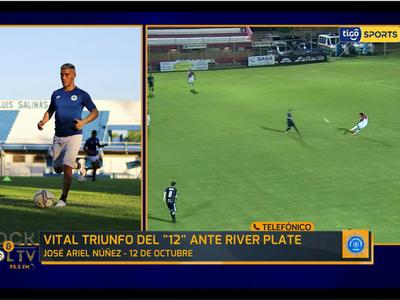 José Ariel apunta a pasar de fase en la Sudamericana