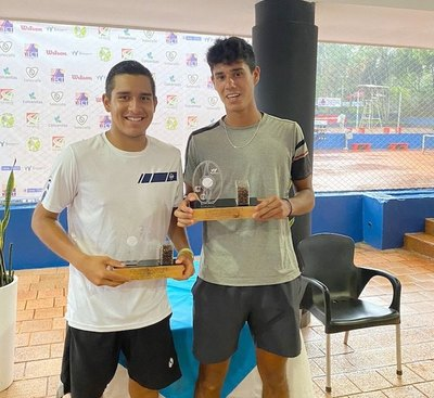 Crónica / La esperanza del tenis paraguayo