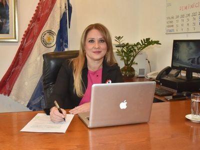 """""""Quiero que las mujeres paraguayas tengan  igualdad de oportunidades"""""""