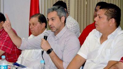 Marito prohíbe nombramientos, contrataciones y aumento salarial