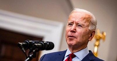 """La Nación / Biden promete su apoyo """"inquebrantable"""" a Ucrania ante Rusia"""