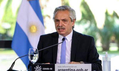 Presidente de Argentina dio positivo al covid-19