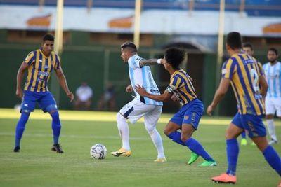 Guaireña ante Luqueño, el único equipo que le pudo ganar en el Apertura